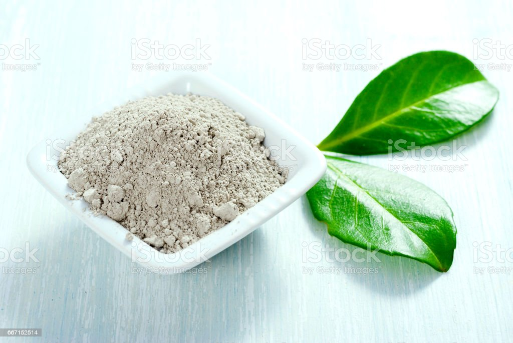 Cosmetic clay - Photo