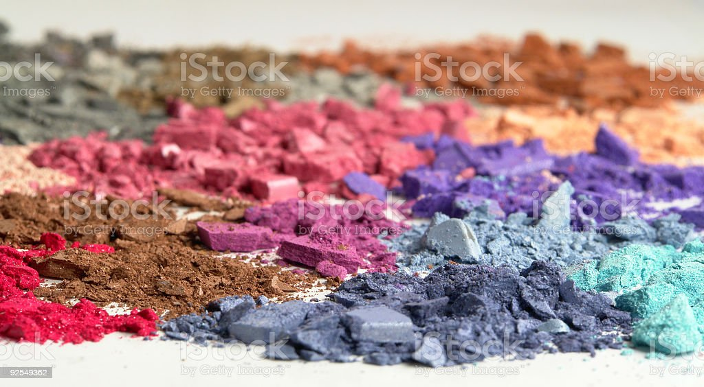 Cosmetic Color * royalty-free stock photo