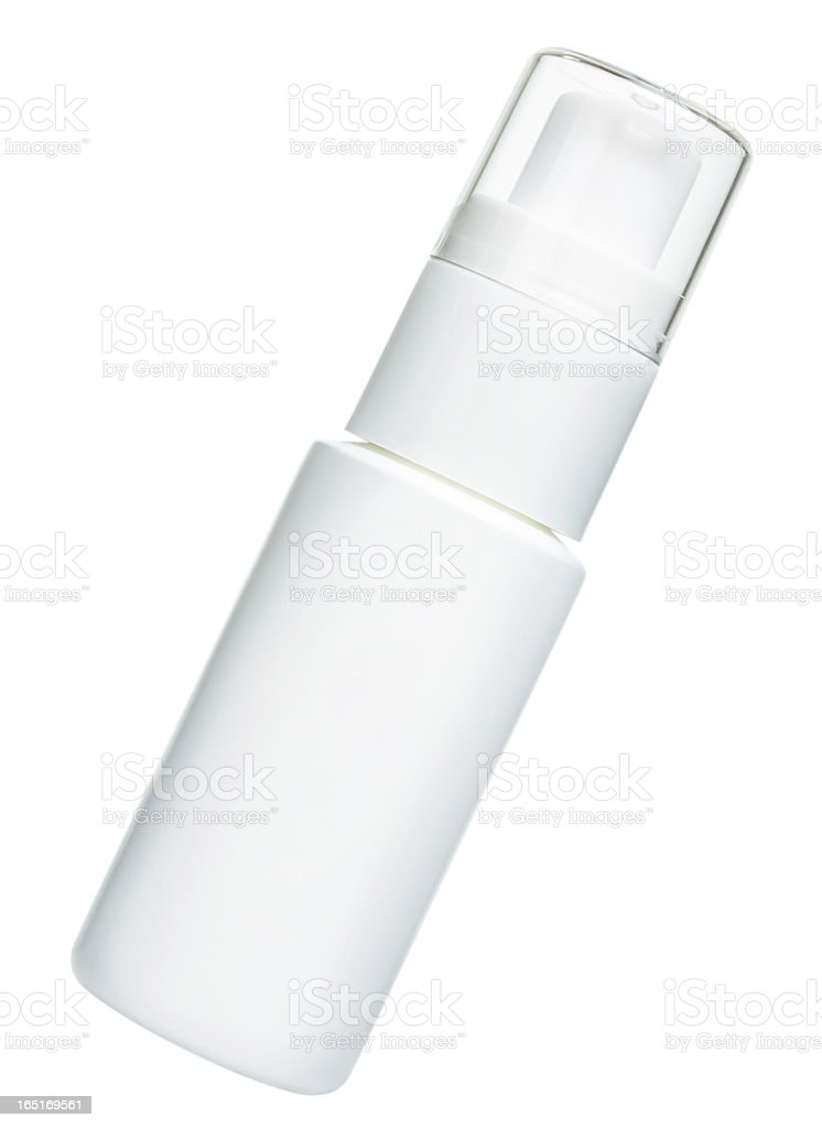 Cosmetic Container royalty-free stock photo