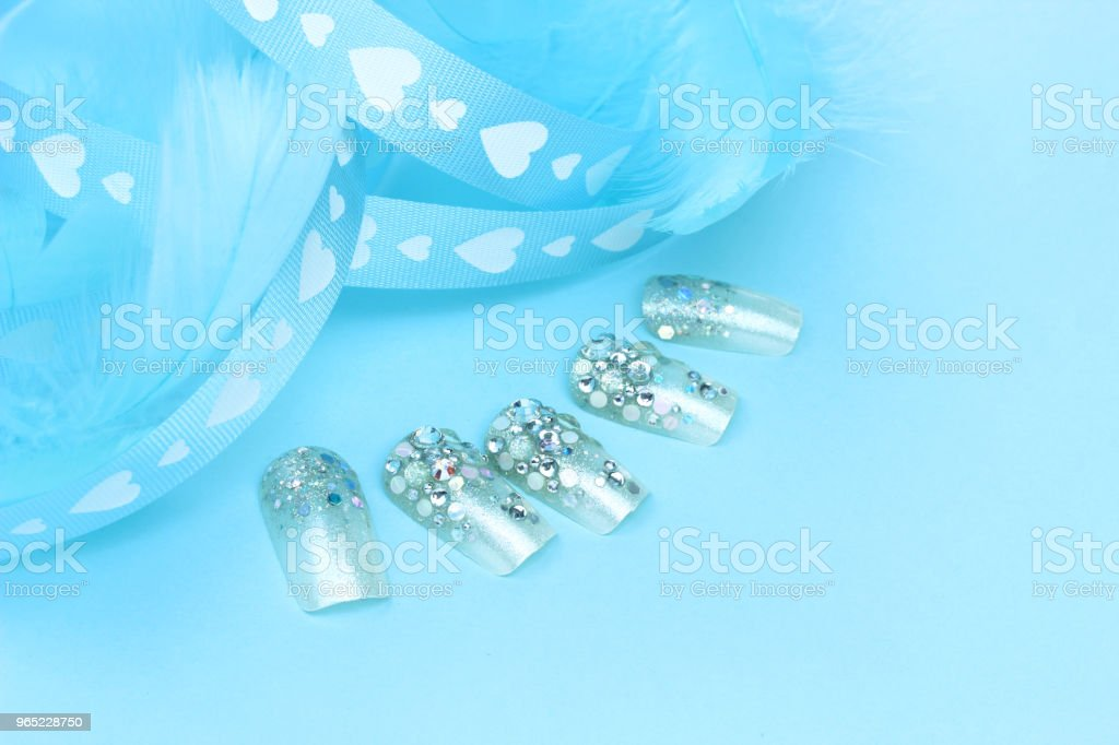 Cosmetic of summer royalty-free stock photo