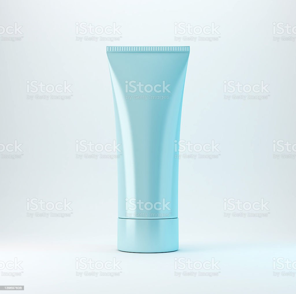 Cosmetic Product royalty-free stock photo