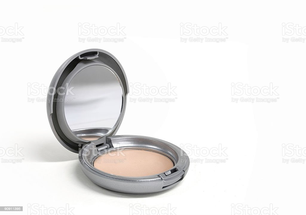 Cosmetic tool for make up royalty-free stock photo