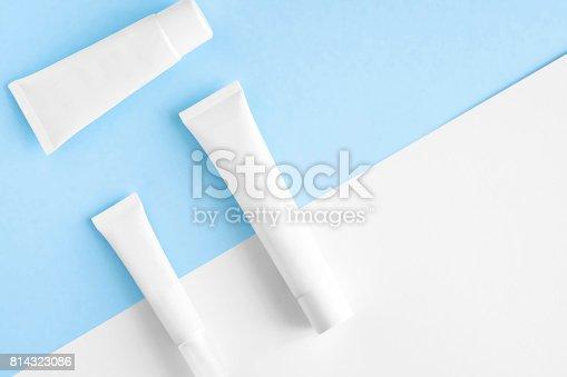 istock SPA cosmetics branding mock up 814323086