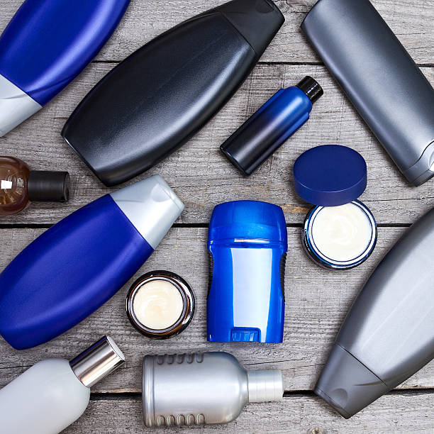 화장품 남성용 - 향수 미용 위생 제품 뉴스 사진 이미지