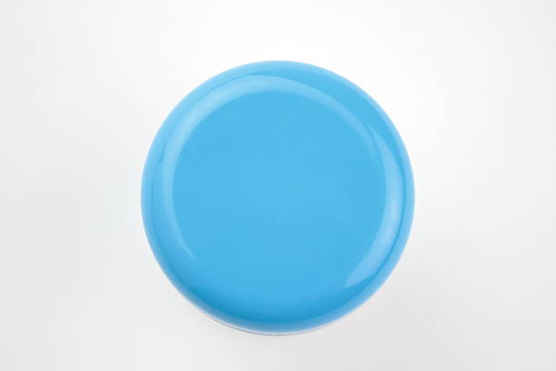 cosmetics jar - plastic cap stock pictures, royalty-free photos & images