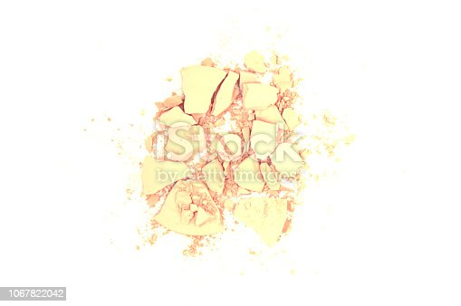 1067822112 istock photo Cosmetics on a white background. Isolate. Selective focus. 1067822042