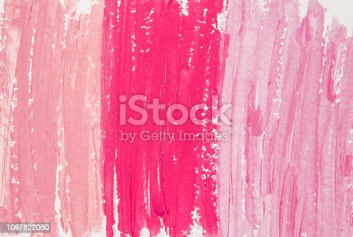 1067822112 istock photo Cosmetics on a white background. Isolate. Selective focus. 1067822050