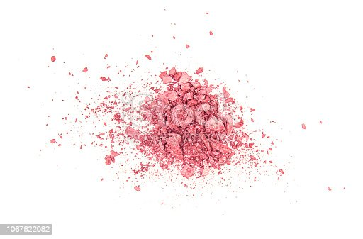 istock Cosmetics on a white background. Isolate. Selective focus. 1067822082