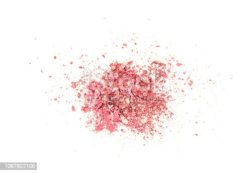 1067822112 istock photo Cosmetics on a white background. Isolate. Selective focus. 1067822100