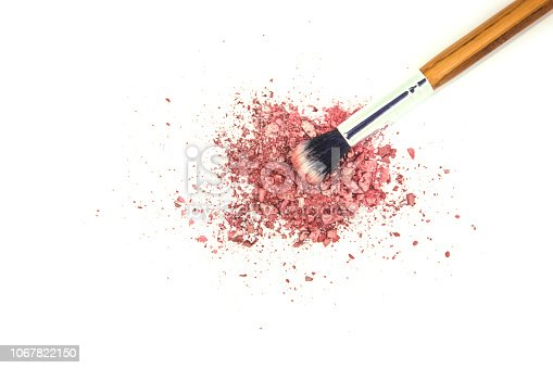 1067822062 istock photo Cosmetics on a white background. Isolate. Selective focus. 1067822150