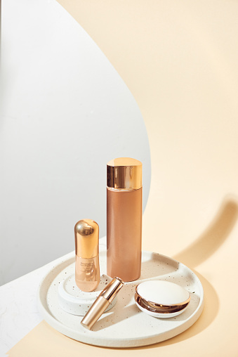 Cosmetics Packages design Beauty Products