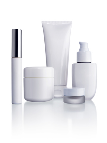 Cosmetic products, with no brand