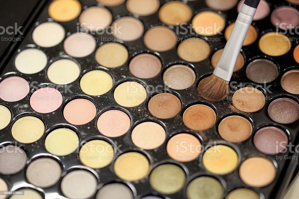 Produits cosmétiques  photo libre de droits