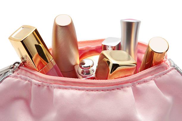 Prodotti cosmetici - foto stock