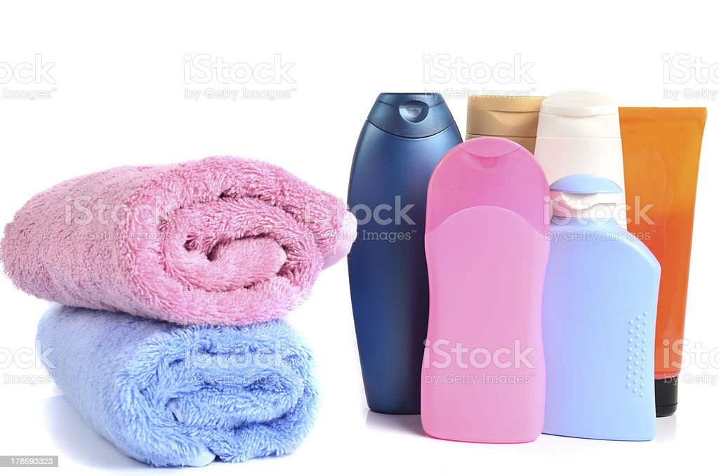 cosmetics  spa royalty-free stock photo