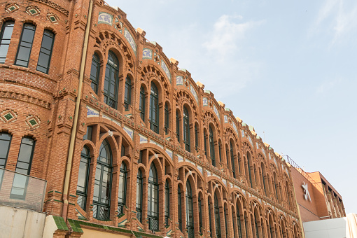 Cosmo Caixa, a science museum located in Barcelona, Catalonia, Spain.