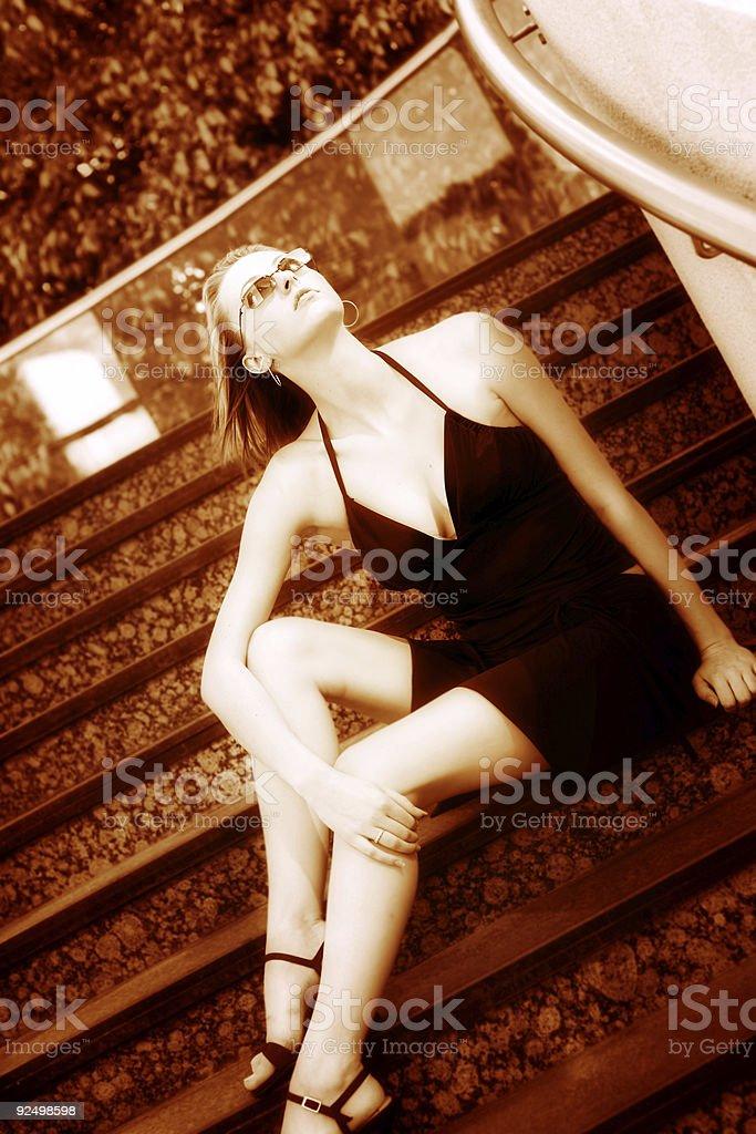 Cosmopolitan Lifestyle royalty-free stock photo