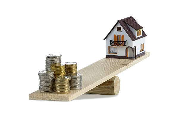cost home stock photo