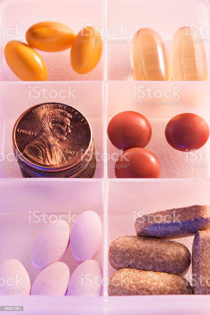 cost of health care royalty-free stock photo
