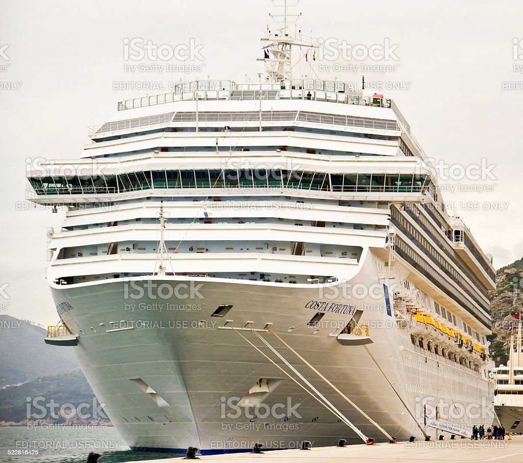 Costa Fortuna Cruise Ship Stock Photo Download Image Now Istock