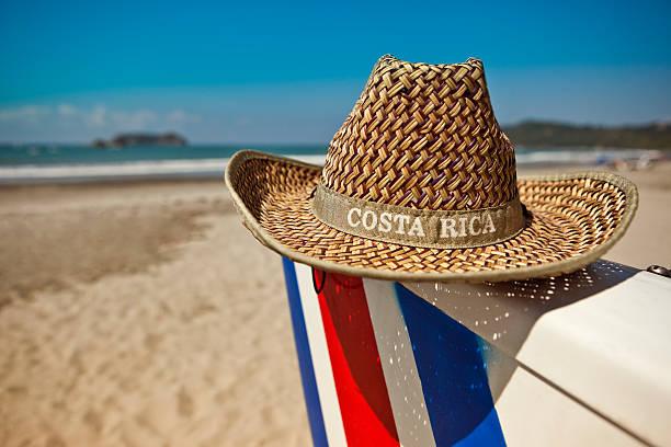 Strand in Costa Rica und Mütze – Foto