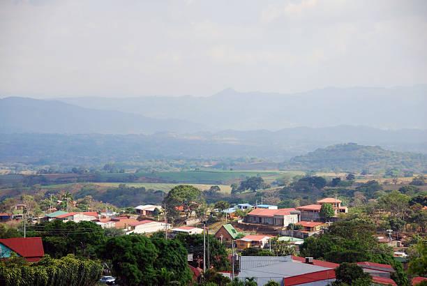Costa Rica Countryside stock photo