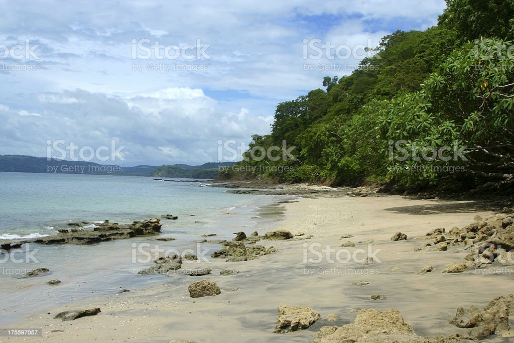Costa Rica royalty-free stock photo