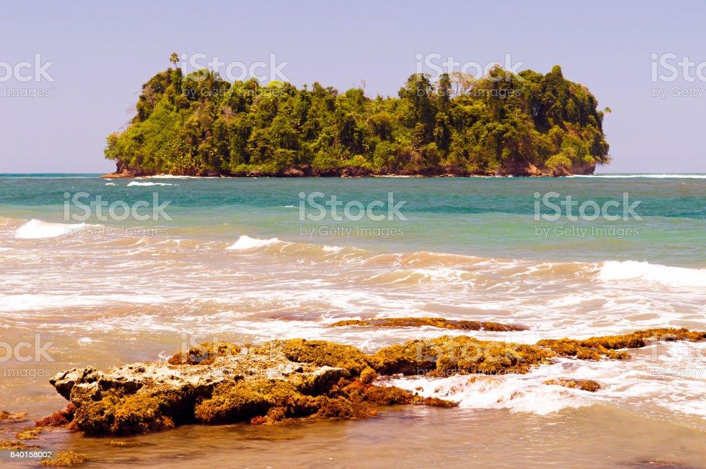 Costa Rica unberührten Strand – Foto