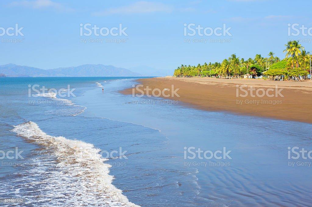 Costa Rica. Puntarenas. stock photo