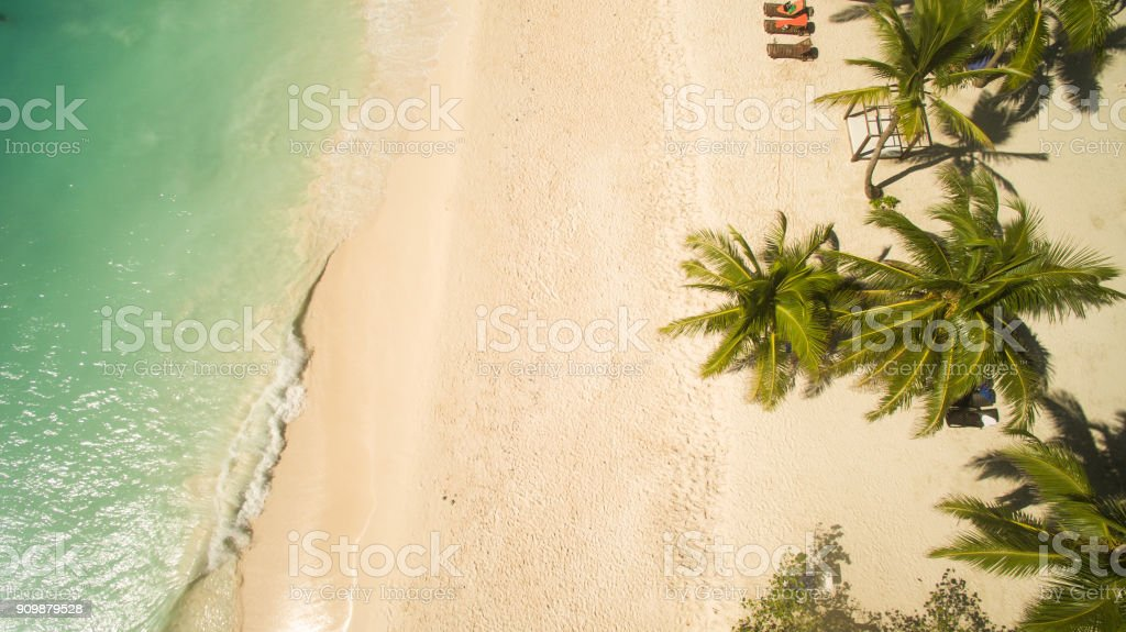 Costa Romantica Strand – Foto