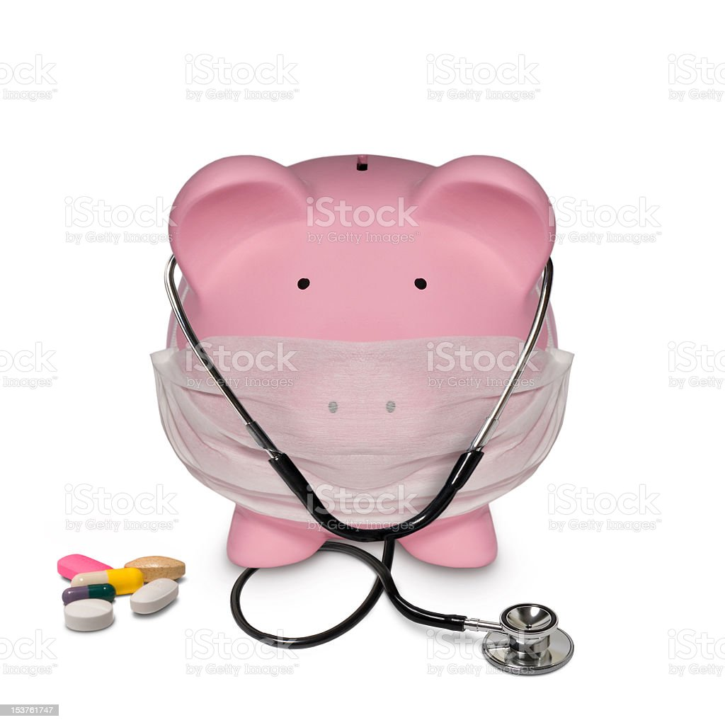 costs of medicine healthcare treatment royalty-free stock photo