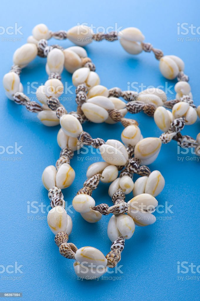 costume jewellery beads macro royalty-free stock photo