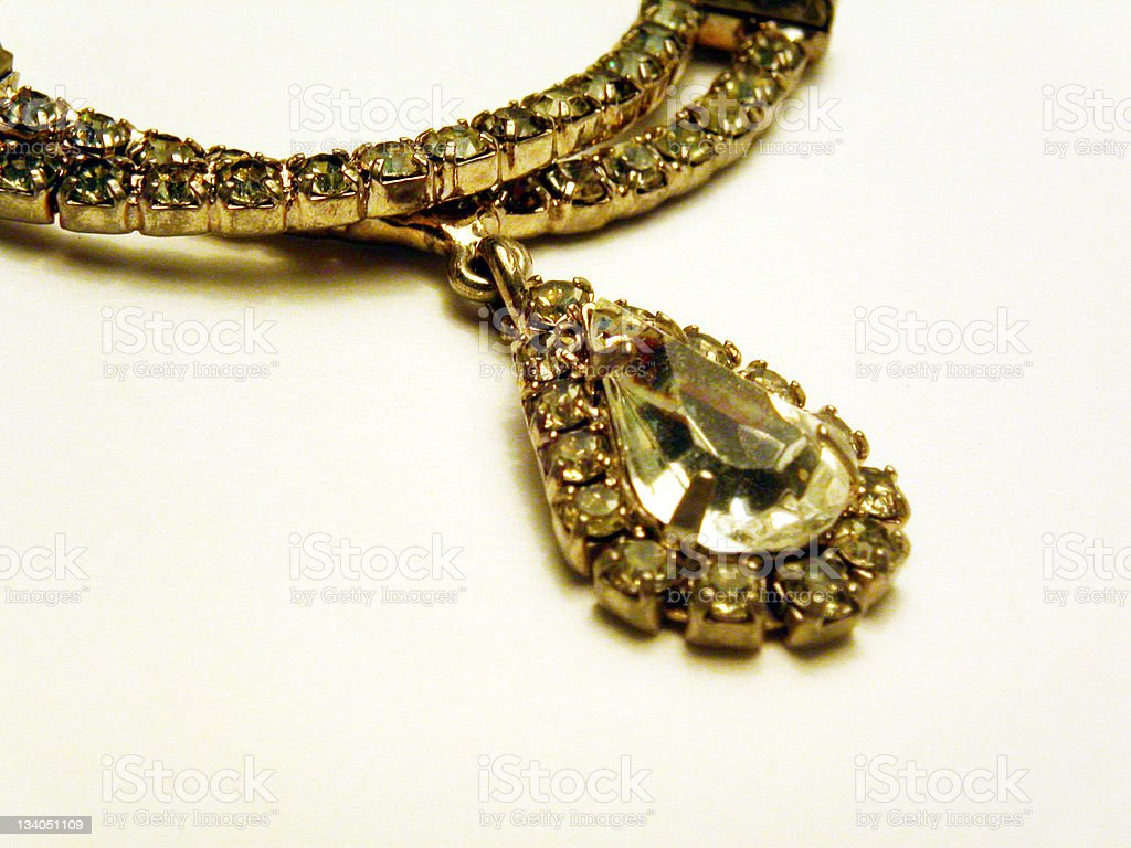 Costume Jewelry #1 royalty-free stock photo