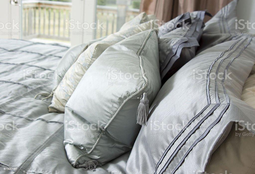 Cosy Bedroom royalty-free stock photo