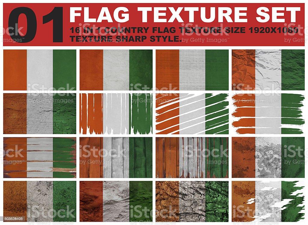 Cote Divoire Flag Texture Set Resolution 1920x1080 Pixel 16