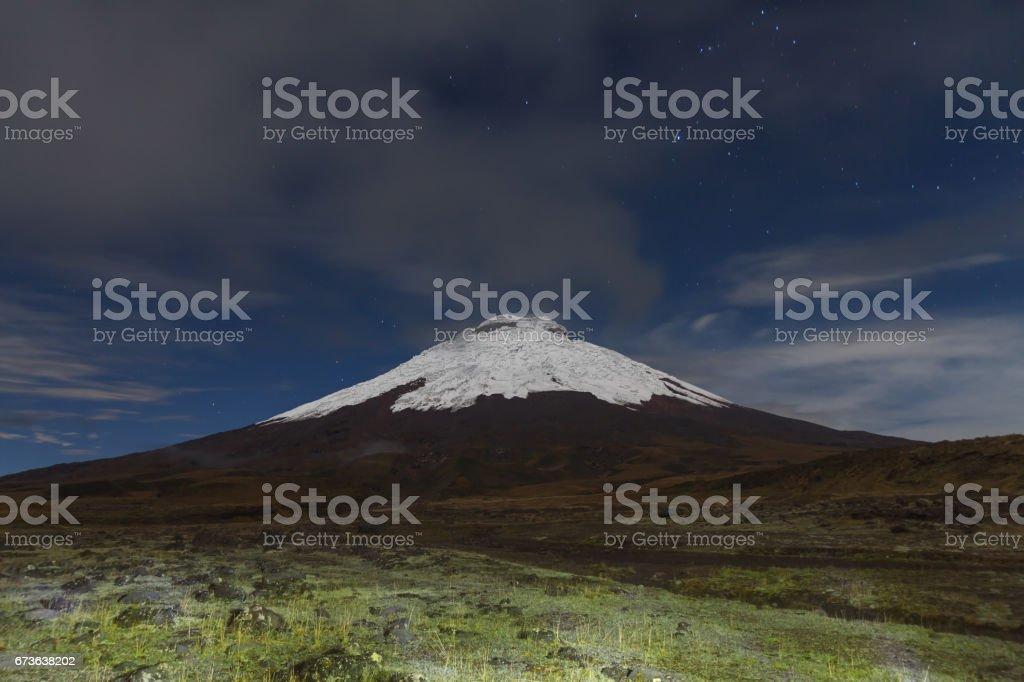 Cotopaxi - foto de acervo