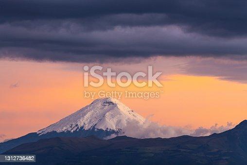 istock Cotopaxi Volcano, Ecuador 1312736482