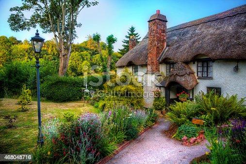 istock Cottage 468048716