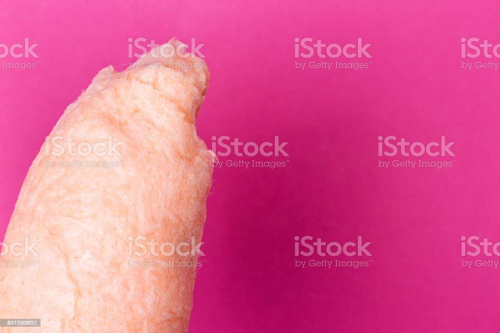 Cotton Candy Miniature stock photo