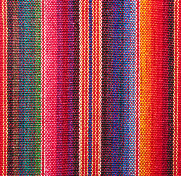 Mexican Food Fabric