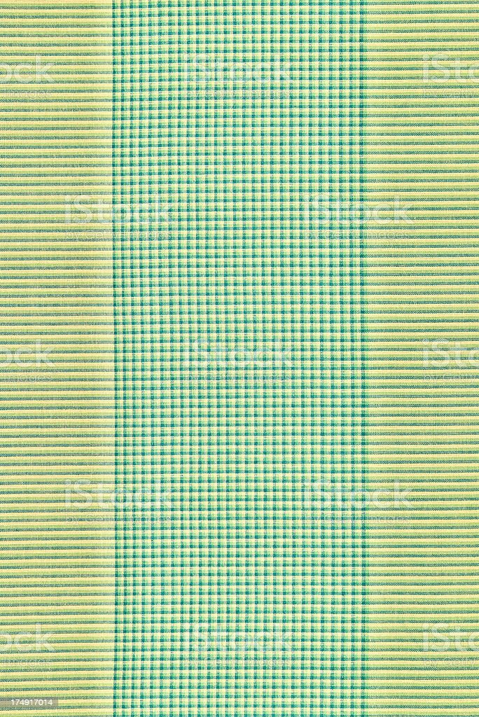 Cotton Tablecloth royalty-free stock photo