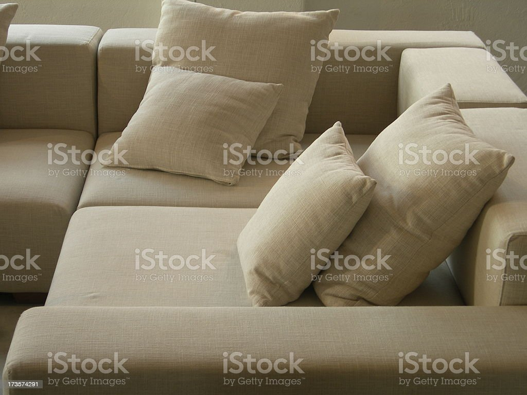Couch I royalty-free stock photo