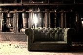 のソファー