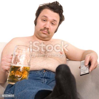 1067846662 istock photo couch potato 92029554