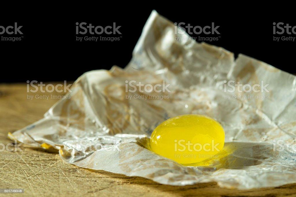 Cough Drop stock photo