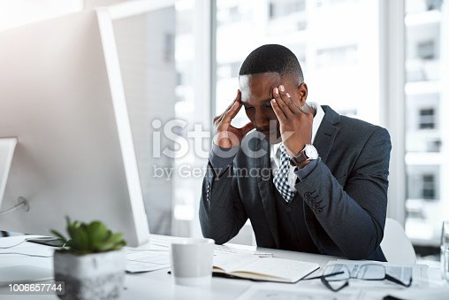 istock Could this day get any worse? 1006657744