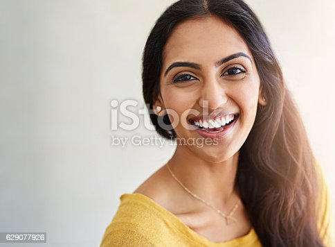 istock I couldn't be more happier with my life 629077926