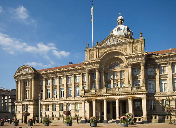 Council House Birmingham UK stock photo