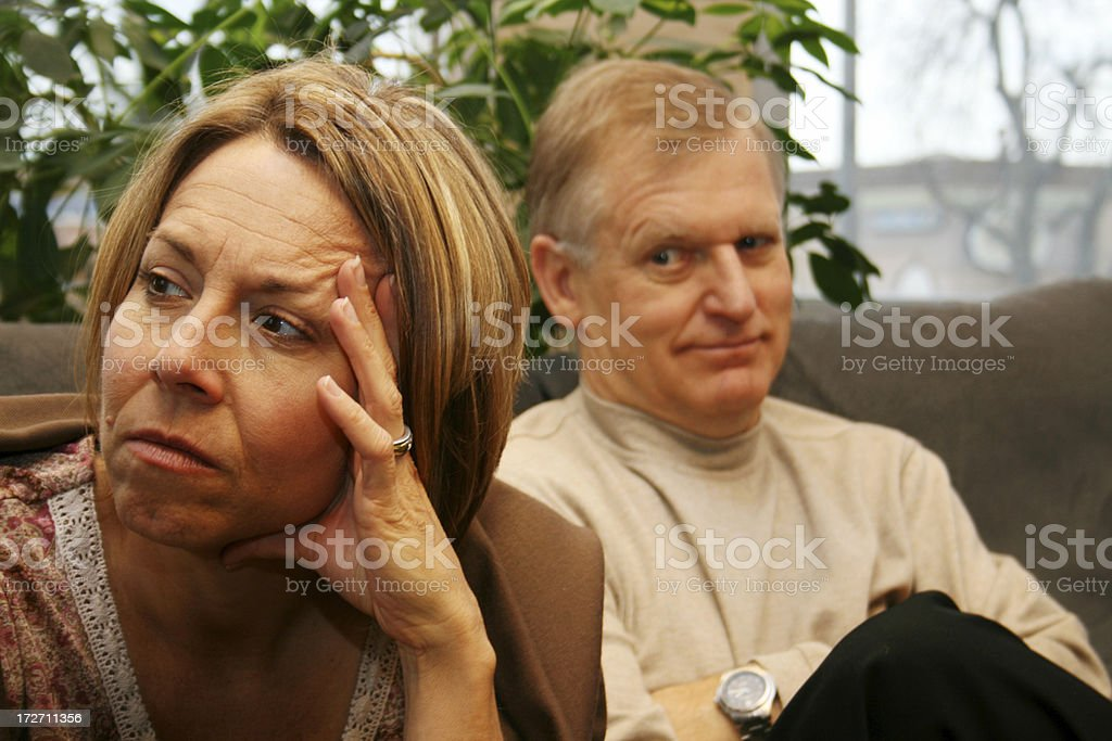 Counseling royalty-free stock photo