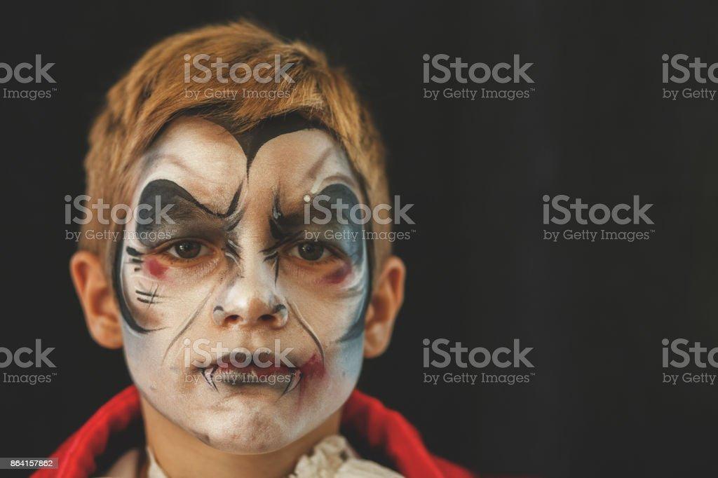 Kont Drakula Yuz Boyama Stok Fotograflar Ayakta Durmak Nin Daha